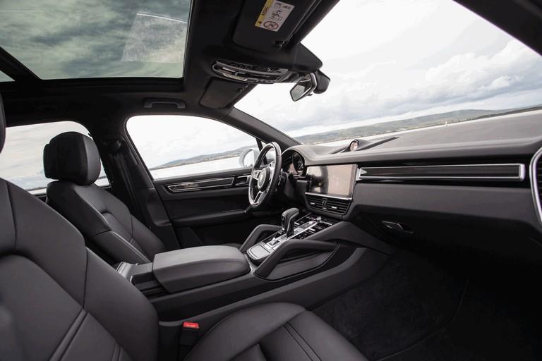 2019 Porsche Cayenne E-hybrid 491463
