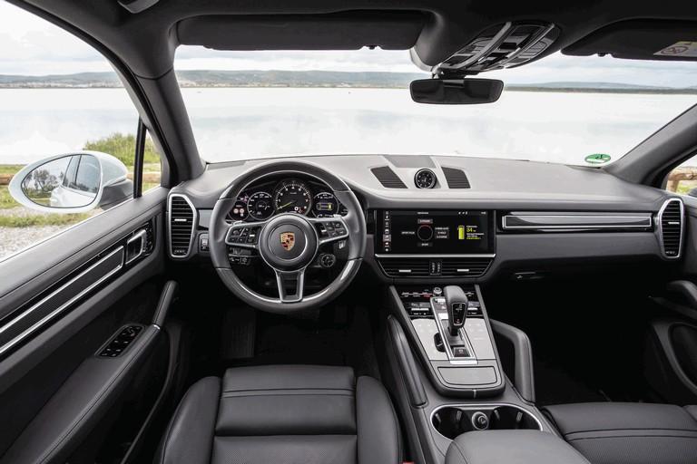 2019 Porsche Cayenne E-hybrid 491465