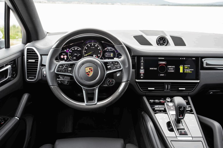 2019 Porsche Cayenne E-hybrid 491466