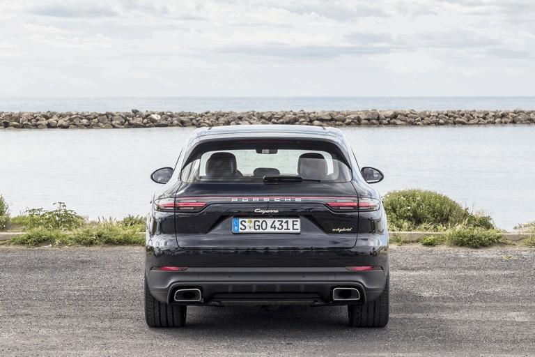 2019 Porsche Cayenne E-hybrid 491478