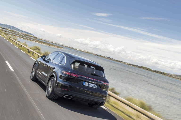 2019 Porsche Cayenne E-hybrid 491493