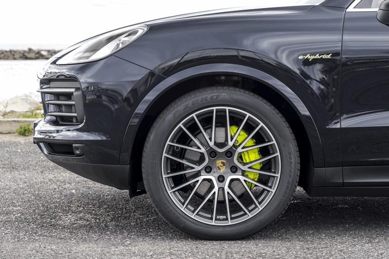 2019 Porsche Cayenne E-hybrid 491503
