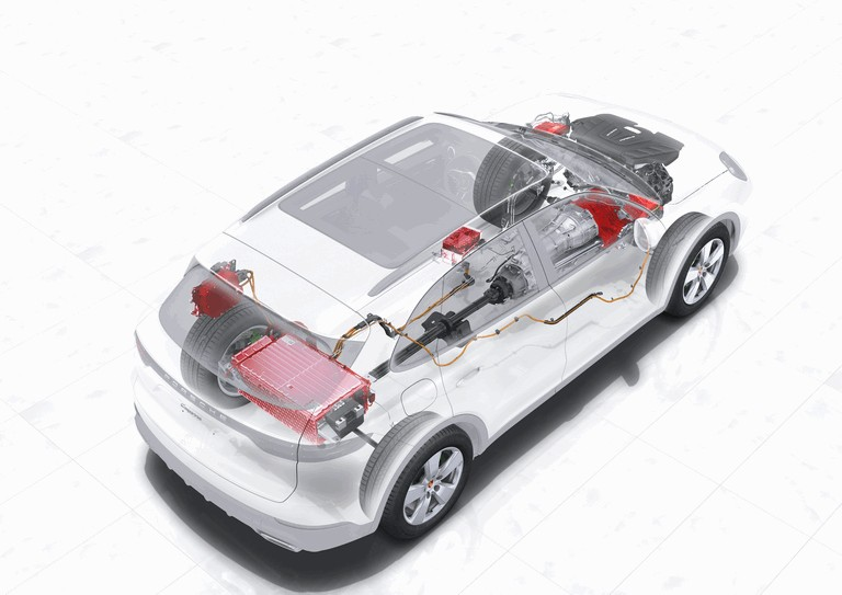 2019 Porsche Cayenne E-hybrid 491528