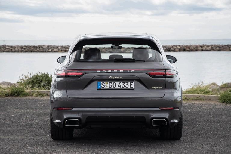 2019 Porsche Cayenne E-hybrid 491582