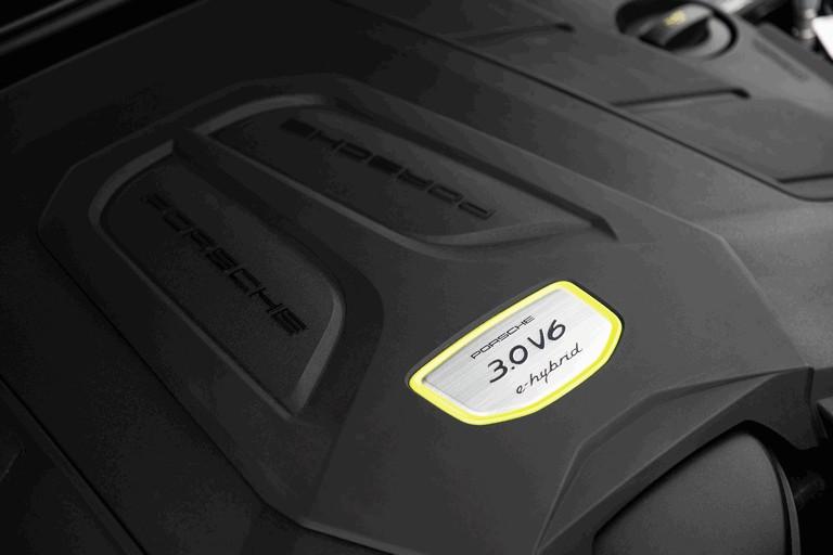 2019 Porsche Cayenne E-hybrid 491637