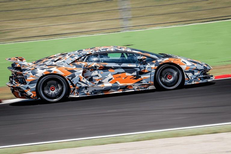 2018 Lamborghini Aventador SVJ - Nürburgring record - Free