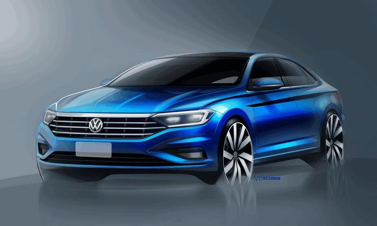 2019 Volkswagen Jetta SEL 492209