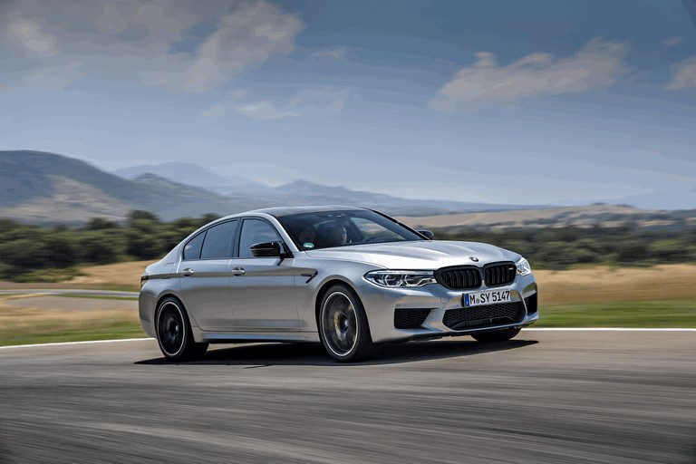2018 BMW M5 ( F90 ) Competition - Ascari ( Spain ) 492754