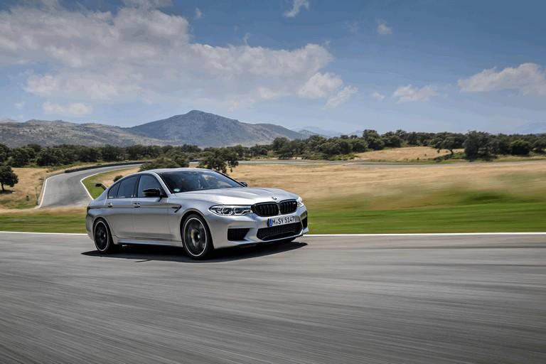 2018 BMW M5 ( F90 ) Competition - Ascari ( Spain ) 492758