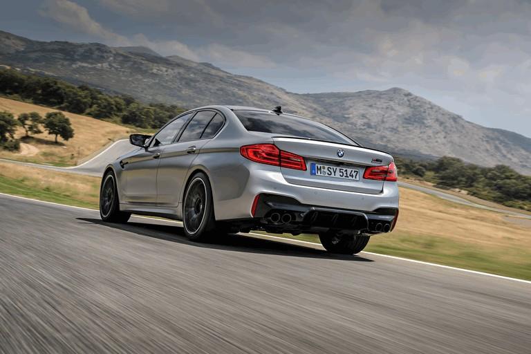 2018 BMW M5 ( F90 ) Competition - Ascari ( Spain ) 492767