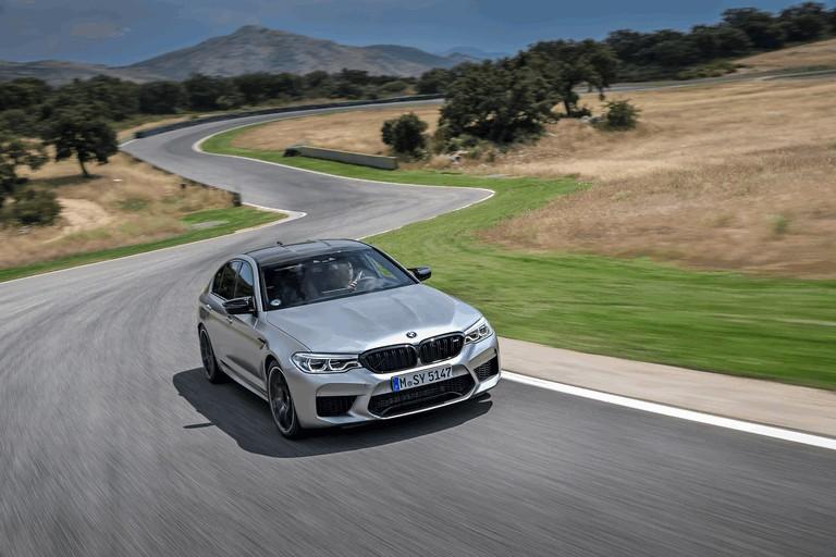 2018 BMW M5 ( F90 ) Competition - Ascari ( Spain ) 492771