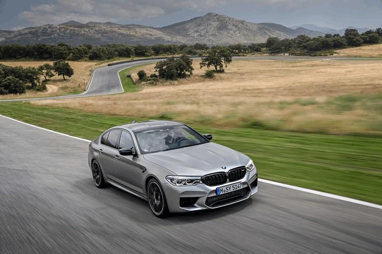 2018 BMW M5 ( F90 ) Competition - Ascari ( Spain ) 492772
