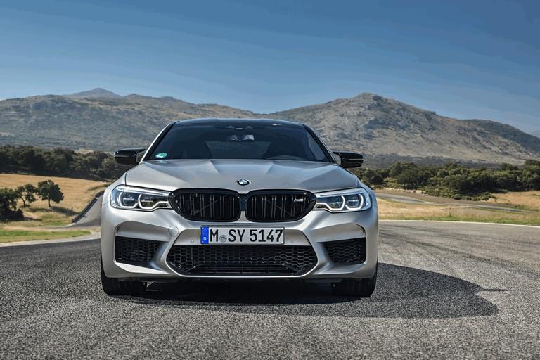 2018 BMW M5 ( F90 ) Competition - Ascari ( Spain ) 492780