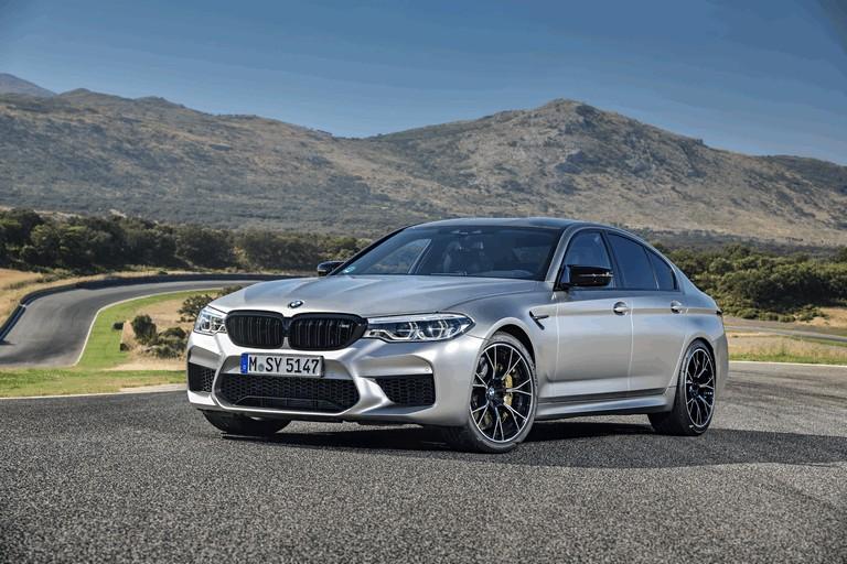 2018 BMW M5 ( F90 ) Competition - Ascari ( Spain ) 492781