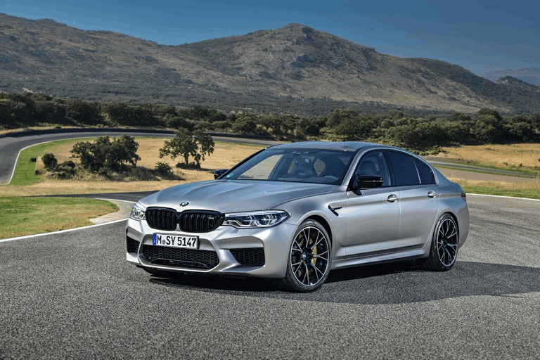2018 BMW M5 ( F90 ) Competition - Ascari ( Spain ) 492782