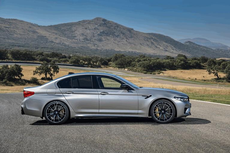 2018 BMW M5 ( F90 ) Competition - Ascari ( Spain ) 492789