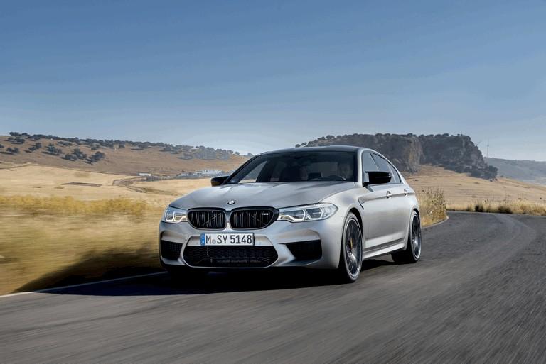 2018 BMW M5 ( F90 ) Competition - Ascari ( Spain ) 492793