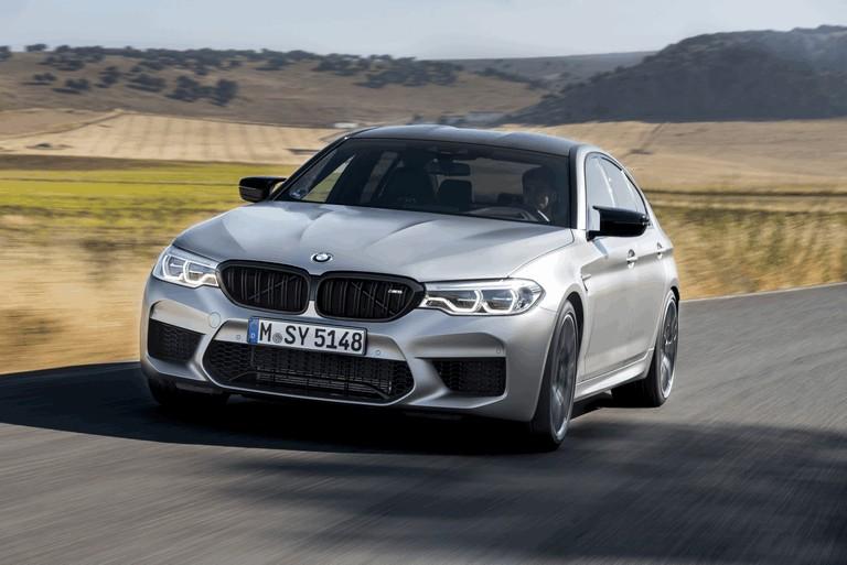 2018 BMW M5 ( F90 ) Competition - Ascari ( Spain ) 492794