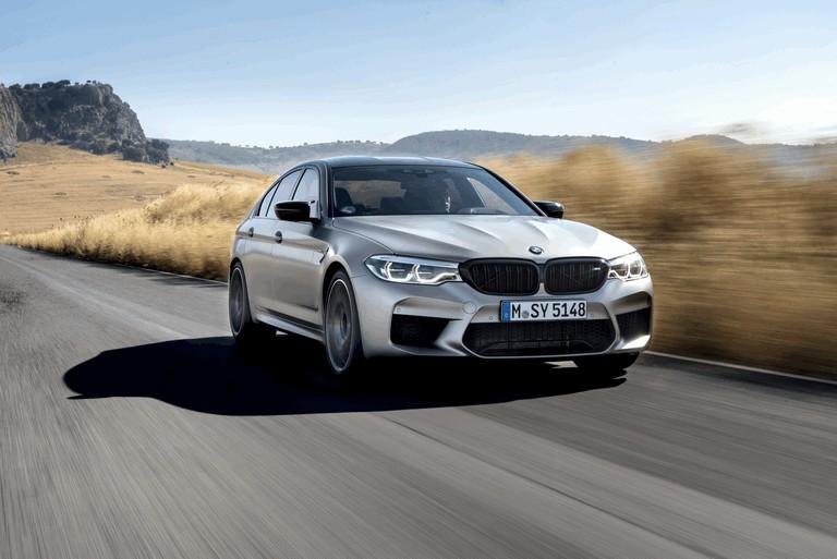 2018 BMW M5 ( F90 ) Competition - Ascari ( Spain ) 492797
