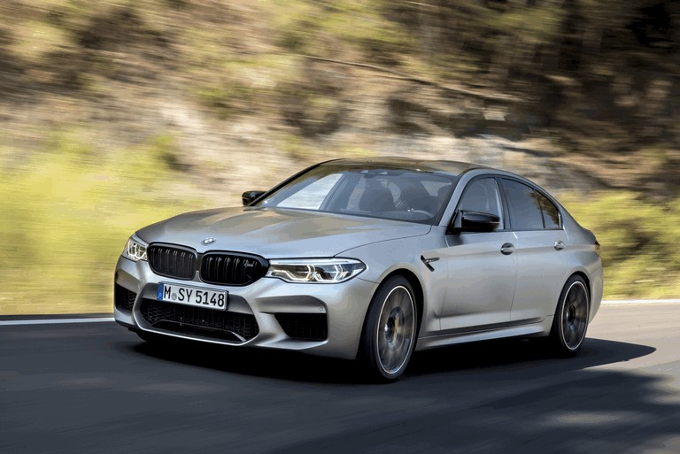 2018 BMW M5 ( F90 ) Competition - Ascari ( Spain ) 492802