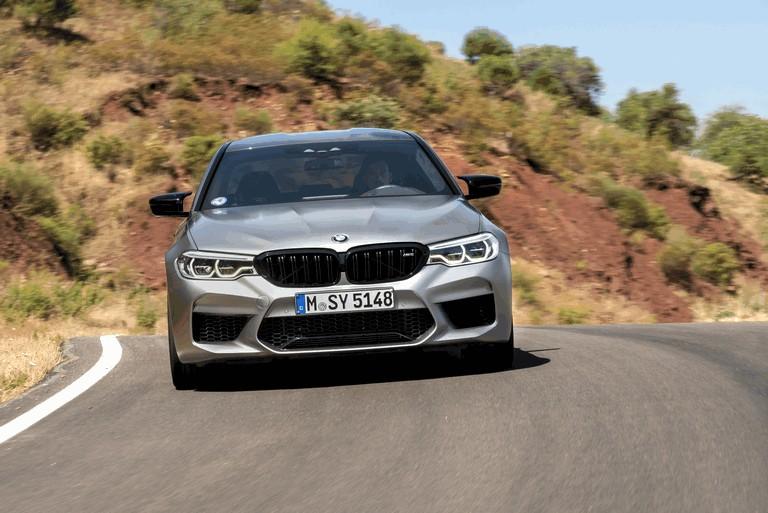 2018 BMW M5 ( F90 ) Competition - Ascari ( Spain ) 492809