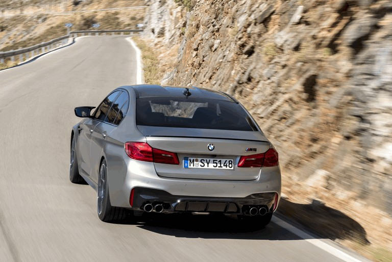 2018 BMW M5 ( F90 ) Competition - Ascari ( Spain ) 492816