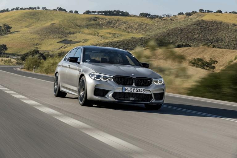 2018 BMW M5 ( F90 ) Competition - Ascari ( Spain ) 492820
