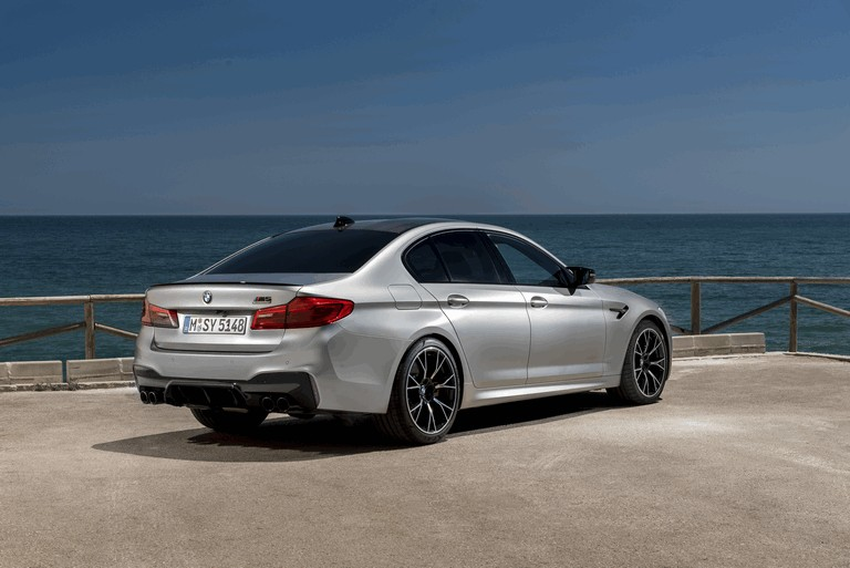 2018 BMW M5 ( F90 ) Competition - Ascari ( Spain ) 492833