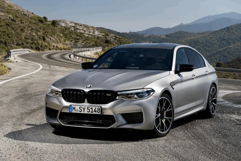 2018 BMW M5 ( F90 ) Competition - Ascari ( Spain ) 492837
