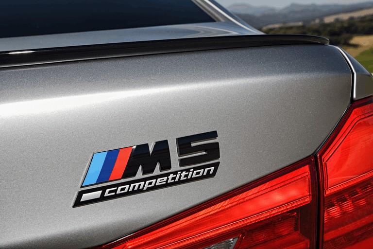 2018 BMW M5 ( F90 ) Competition - Ascari ( Spain ) 492843