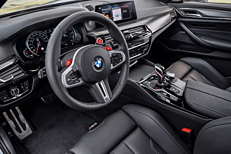 2018 BMW M5 ( F90 ) Competition - Ascari ( Spain ) 492849