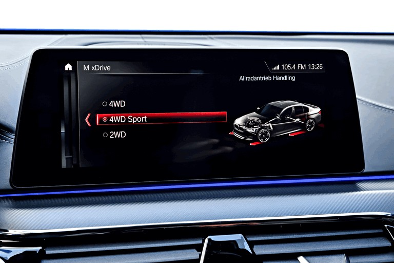 2018 BMW M5 ( F90 ) Competition - Ascari ( Spain ) 492859
