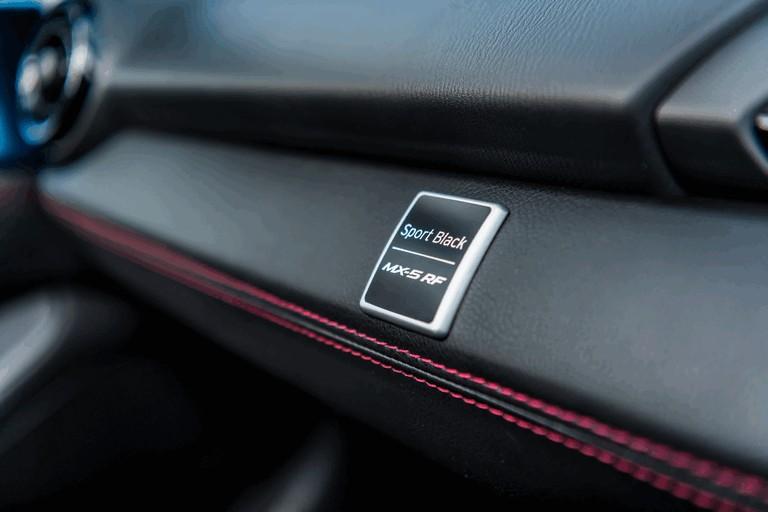 2018 Mazda MX-5 RF Sport Black - UK version 493027