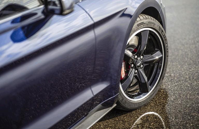 2018 Ford Mustang Bullitt - kona blue edition 501371