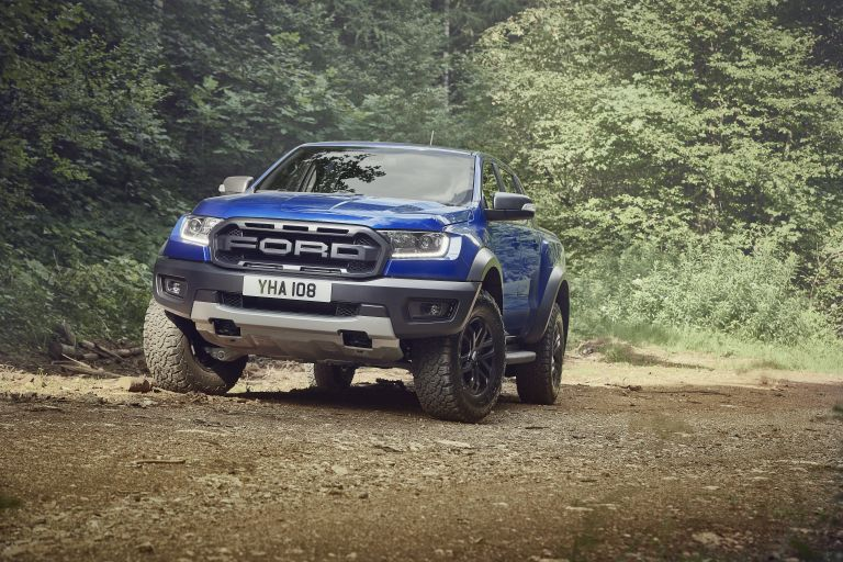 2018 Ford Ranger Raptor - EU version 587886