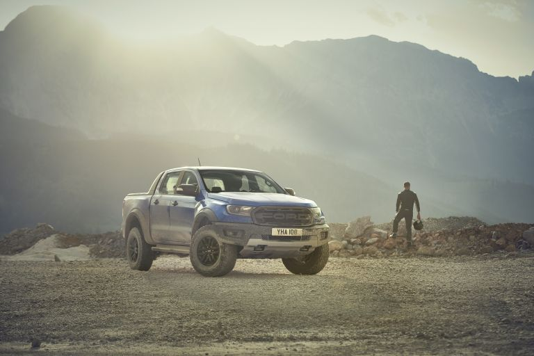 2018 Ford Ranger Raptor - EU version 587898
