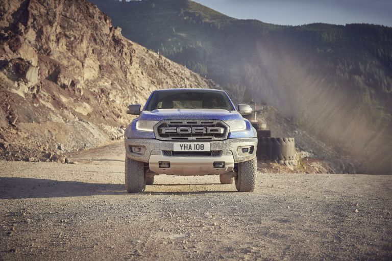 2018 Ford Ranger Raptor - EU version 587900