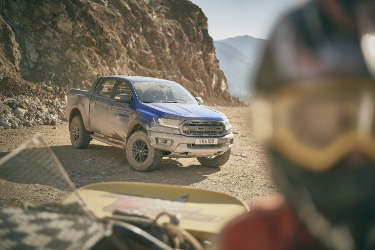 2018 Ford Ranger Raptor - EU version 587901
