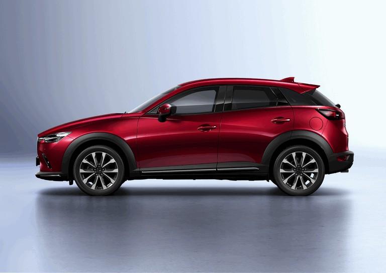 2018 Mazda CX-3 509160
