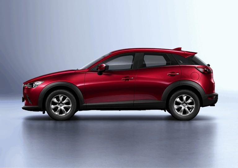 2018 Mazda CX-3 509163