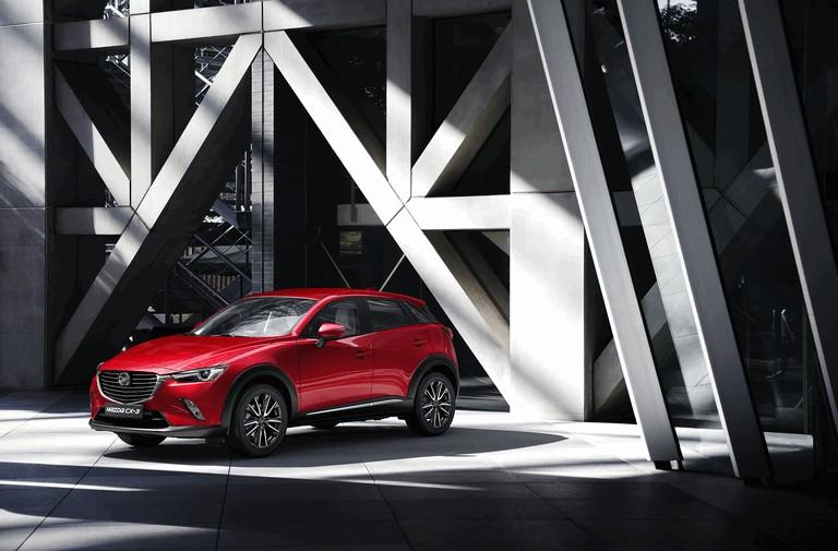 2018 Mazda CX-3 509195