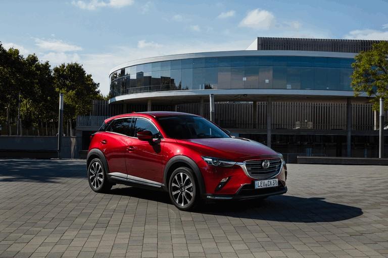 2018 Mazda CX-3 509212