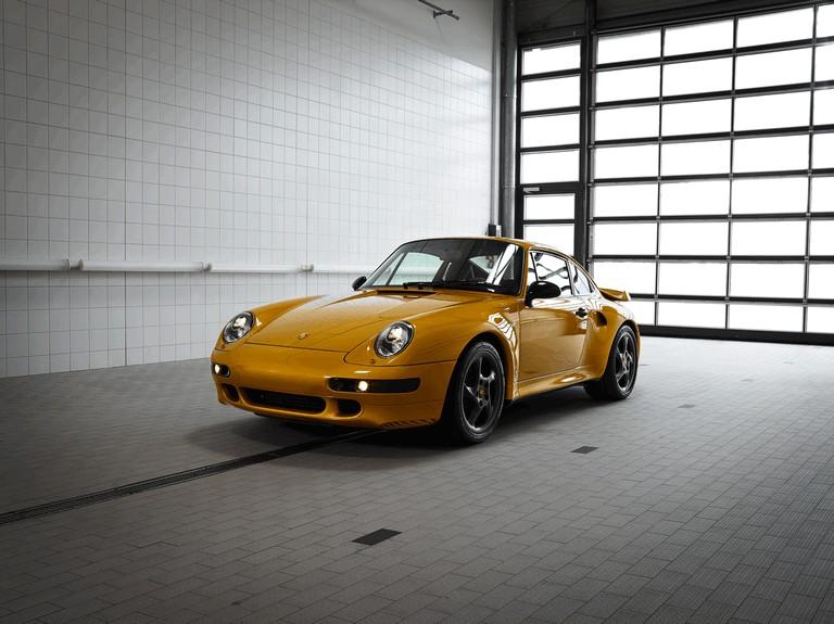 2018 Porsche 911 ( 993 ) Turbo - Project gold 503217
