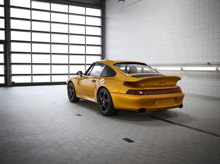 2018 Porsche 911 ( 993 ) Turbo - Project gold 503218