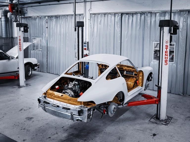 2018 Porsche 911 ( 993 ) Turbo - Project gold 503220