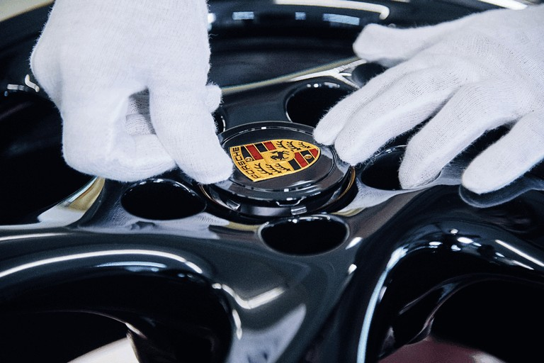 2018 Porsche 911 ( 993 ) Turbo - Project gold 503224