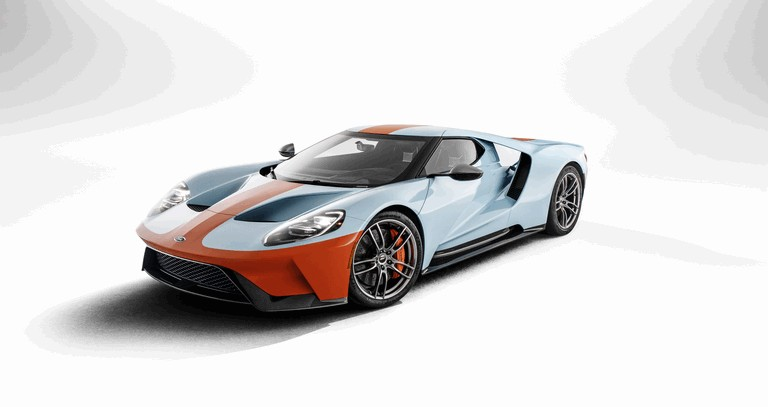 2019 Ford GT Heritage edition 505718