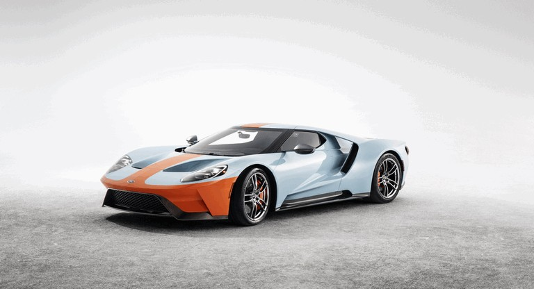 2019 Ford GT Heritage edition 505719