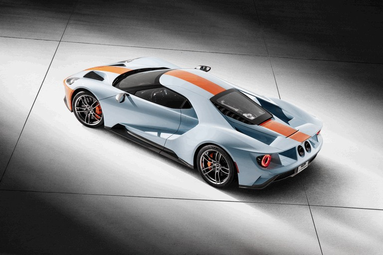 2019 Ford GT Heritage edition 505723