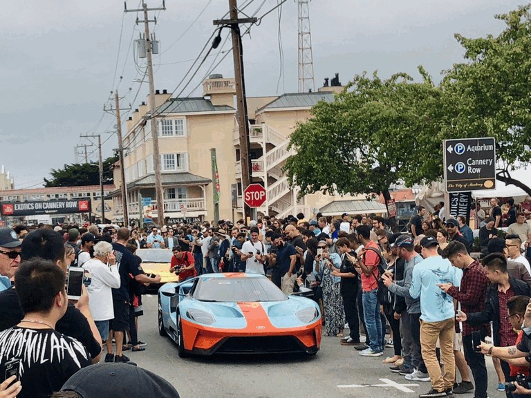 2019 Ford GT Heritage edition 505732